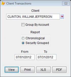 customer ledger form